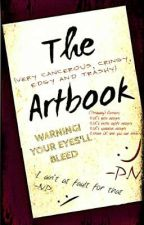 The Artbook by -JustSomeIdiot-