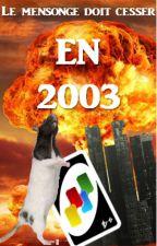 En 2003 by Clapomadaire