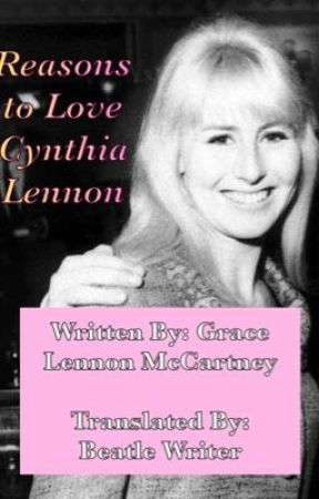 Reasons to Love Cynthia Lennon  by beatlewriter