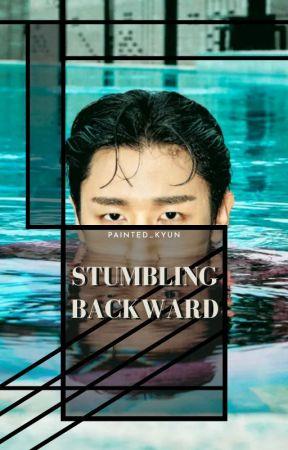 Stumbling Backward(JOOKYUN✔️) by painted_kyun