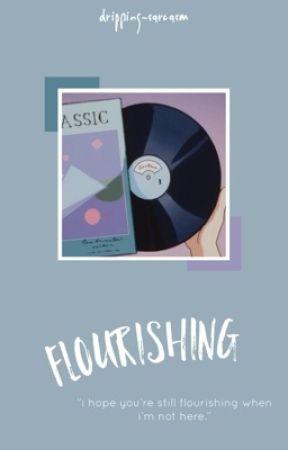 flourishing • wolfstar  by dripping-sarcasm