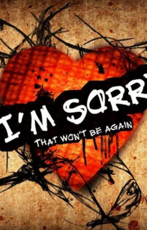 My Apology by iseedeadpeople16