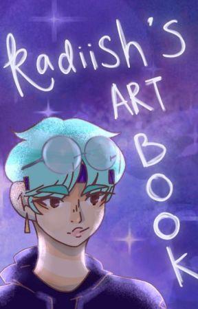 Radiish's Art Book by Radiish_Creates