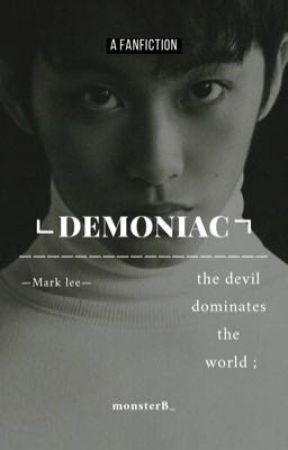 DEMONIAC ; Mark Lee by monsterB_