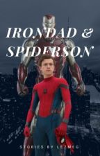 One-shots Irondad and Spiderson by le7meg