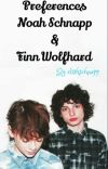 preferences Noah Schnapp & Finn Wolfhard  cover