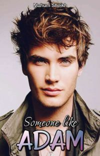 Someone Like Adam cover