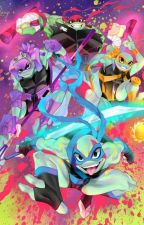 Rottmnt Images by tmntfan2