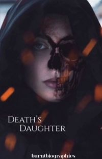 Death's Daughter   Supernatural, D.W. cover