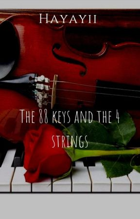 The 88 keys and 4 strings by Qavia_