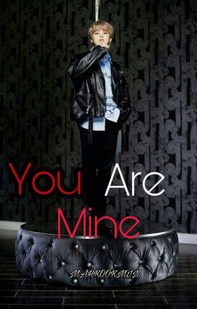 You are Mine!  A.B.O (Jikook) by mahkookmin