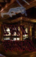 Le Bar de l'Extinction by Yuedra