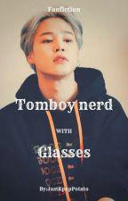 Tomboy nerd with glasses /Park Jimin ✔️ by Draenbeat