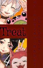 Treat(Yukinerva) by TheJaniMarki