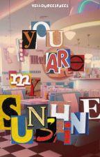 YOU ARE MY SUNSHINE | peter pettigrew x oc ✓ by yellowbeesknees