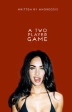 A two player game // montgomery de la cruz by whoreosis