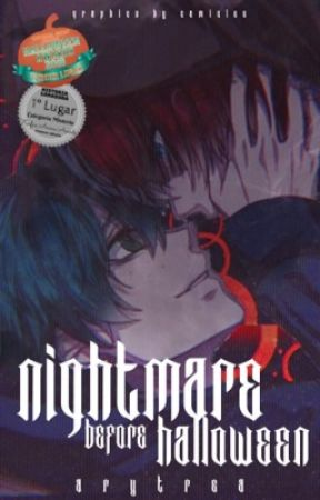 ‧₊˚ nightmare before halloween. - tddk.  by arytrea