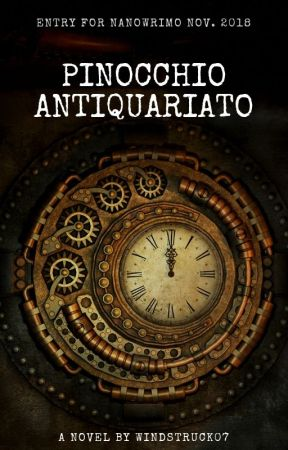 Pinocchio Antiquariato by windstruck07