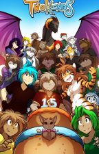 TwoKinds by LightFire01