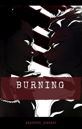 BURNING || ENDEHAWKS by Akatsuki_itasasu