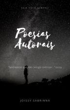 Poesias Autorais by JoissySantana