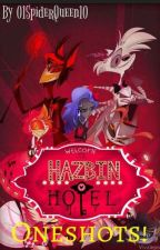 Hazbin Hotel One Shots [REQUESTS CLOSED] by 01SpiderQueen10
