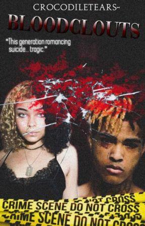 BLOODCLOUTS | xxxtentacion  by pistolwhipyamama