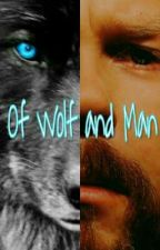 Of Wolf and Man by pepsi_taco