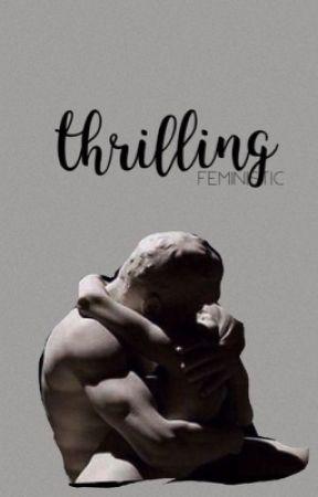 thrilling || klaus & elijah by feministic