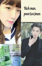 Rich man, poor (wo)men by blue_jelly_