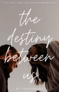 The Destiny Between Us cover