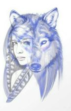 The unwanted she-wolf [BOOK ONE OF THE BADASS LUNA SERIES] by LillianCresent21