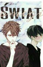Świat Omegi(Zakończone) by Akashi_Seijirou