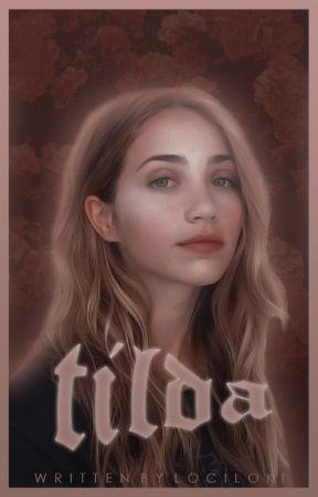 TILDA →  CONRAD by lociloki