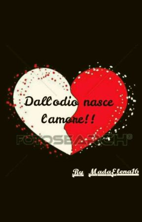 Dall'odio nasce l'amore!! by MadaElena16