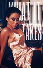 What It Takes // S. Mendes [1] by bluxthorns