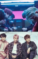BTS Jin centric one shots and stories! by Snowdropthewolf