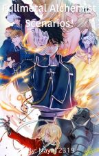 Fullmetal Alchemist Boyfriend Scenarios! by MayaNotMia