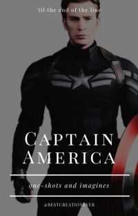 captain america one-shots/imagines cover