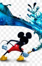 Disney's EPIC MICKEY by Cobensword22