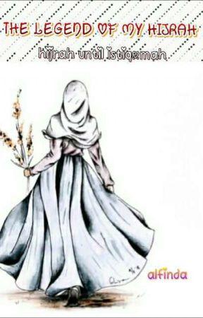 The Legend Of My Hijrah by aanfarchan