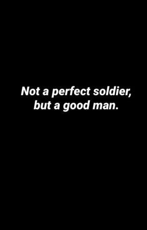 Soldier | E.D by Drinkbleach_swagsfan