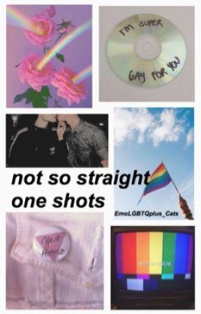 Not so straight one shots by naughty_catz