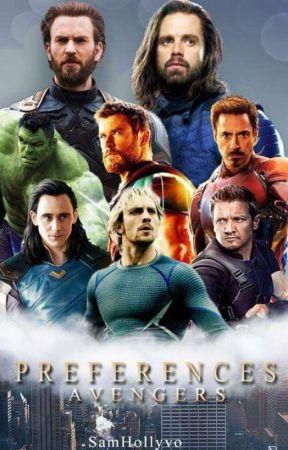 Preferences Avengers Vol.1 by Samhollyvo