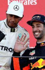 Instagram love •Lewis Hamilton•Daniel Ricciardo by sabmendeslh