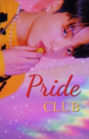 Pride Club ✧ kookmin  by melovestaehyung