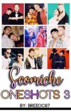 Scomiche Oneshots 3  by breeoc97