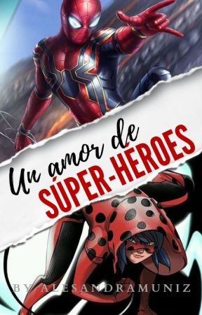 Un amor de Super-Héroes /Spider-Bug/ by AlesandraMuniz