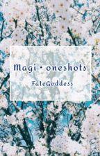 Serenity • Magi oneshots by purinm