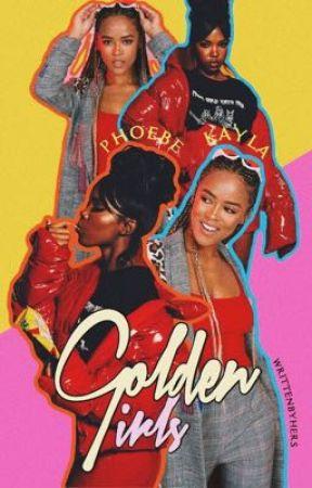 The Golden Girls by writtenbyhers